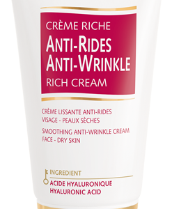 ANTI-WRINKLE RICH CREAM (CRÈME RICHE ANTIRIDES)