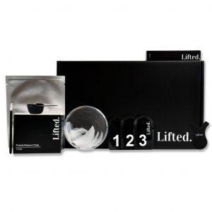 Lifted By LashBase. Lash Lift and Brow Lamination Kit