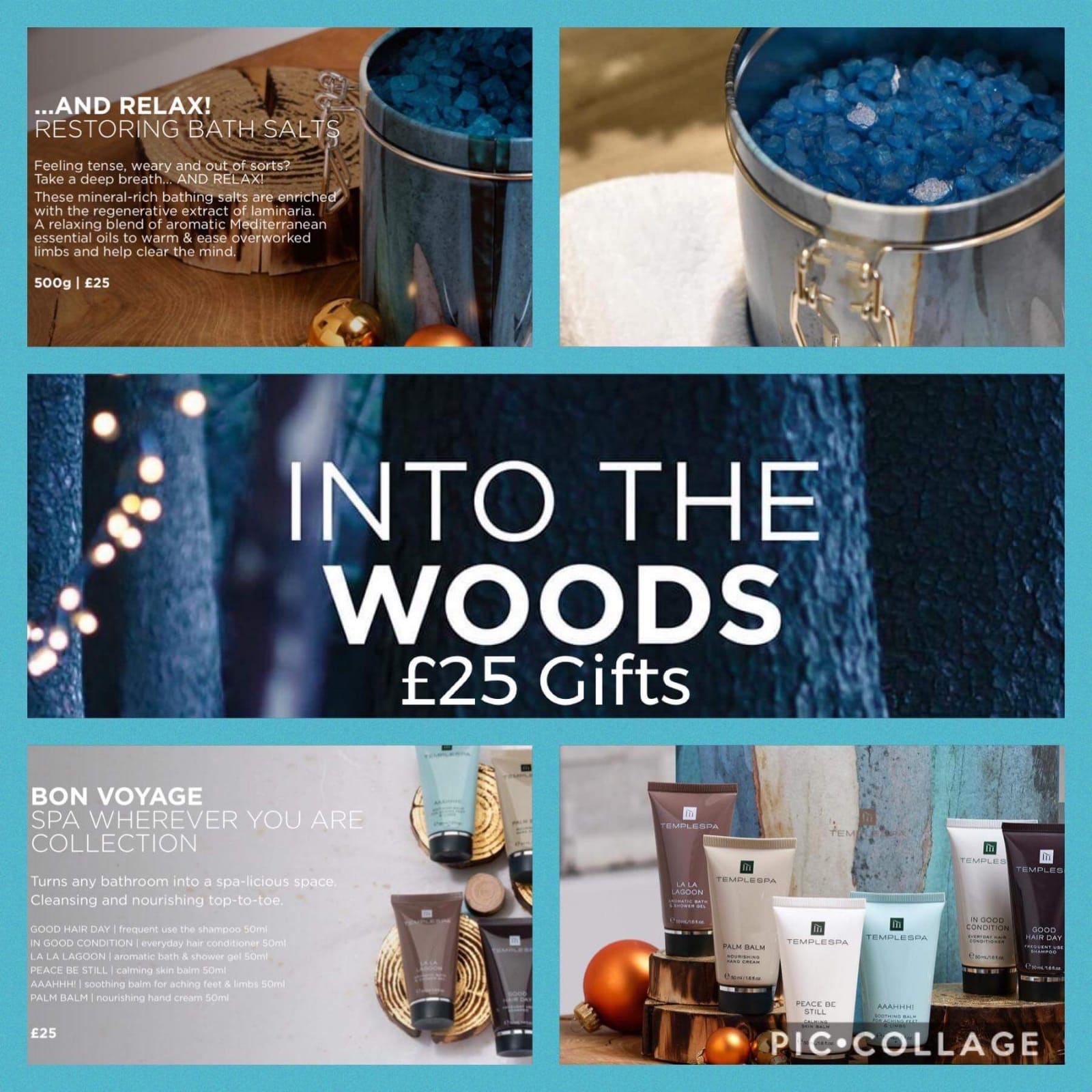 Into the Woods – Temple Spa