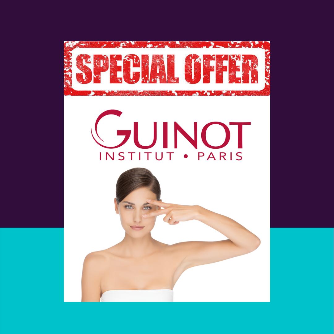 Guinot vip client offers!