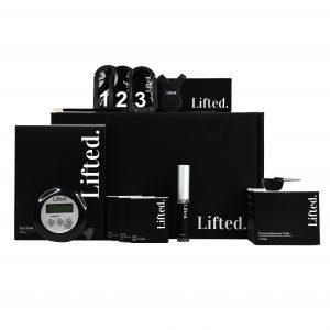 Lifted By LashBase. Lash Lift and Brow Lamination Kit (Larger Kit)